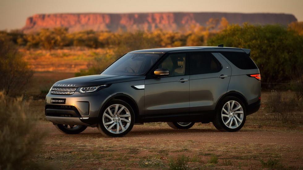 Land Rover Discover 3