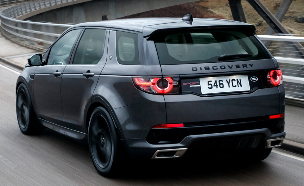 Land Rover уже занялся разработкой нового поколения Discovery Sport