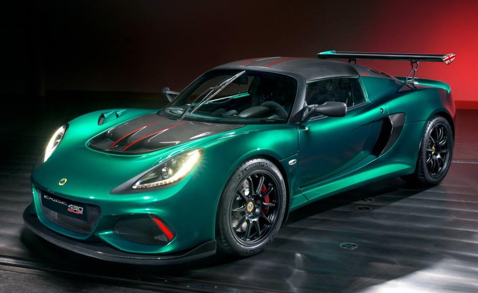 Geely с помощью Lotus хочет стать конкурентом Ferrari