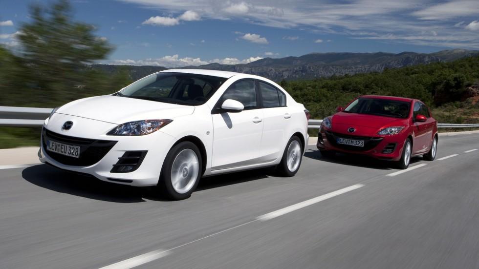 На фото: Mazda3 '2009–13
