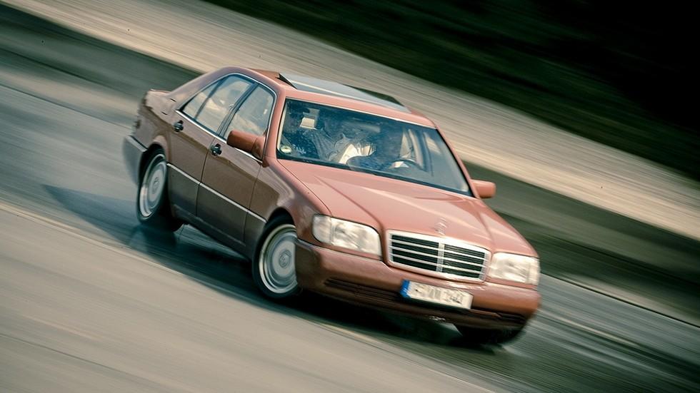 Mercedes-Benz S-Klasse (Bm.140) '1990–93
