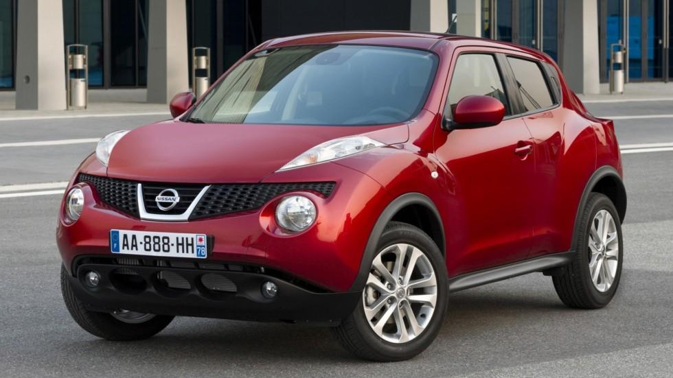 Nissan Juke (YF15) '2010–14