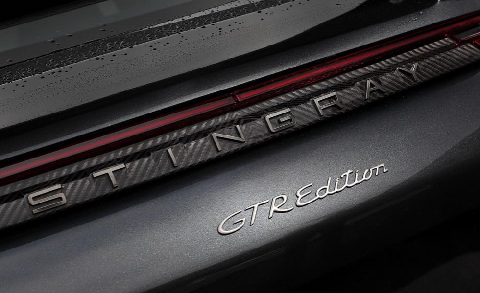 Panamera Stingray GTR