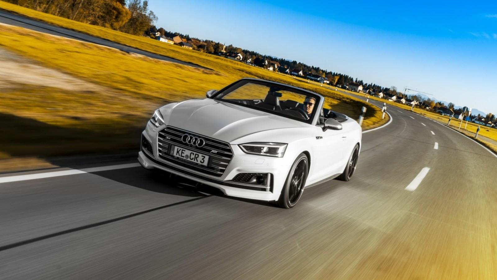 Тюнинг-ателье АВТ представило экстремальную версию Ауди A5 и Ауди S5