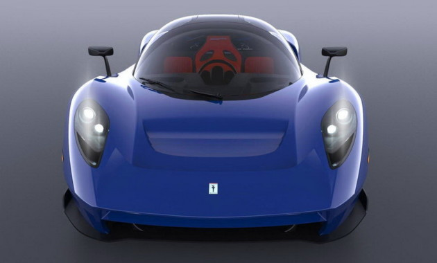 Компания SCG выпустила трехместный суперкар встиле Мак Ларен F1