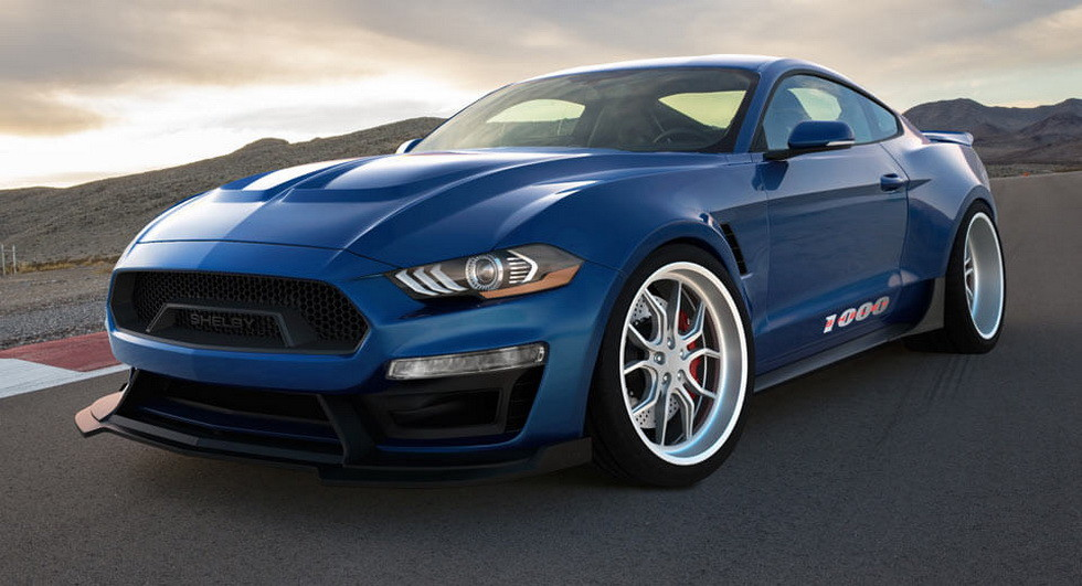 2018 Shelby 1000