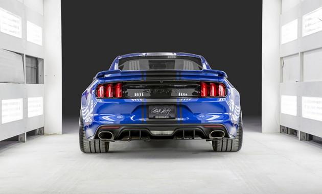 1000 «лошадей» для Форд Mustang