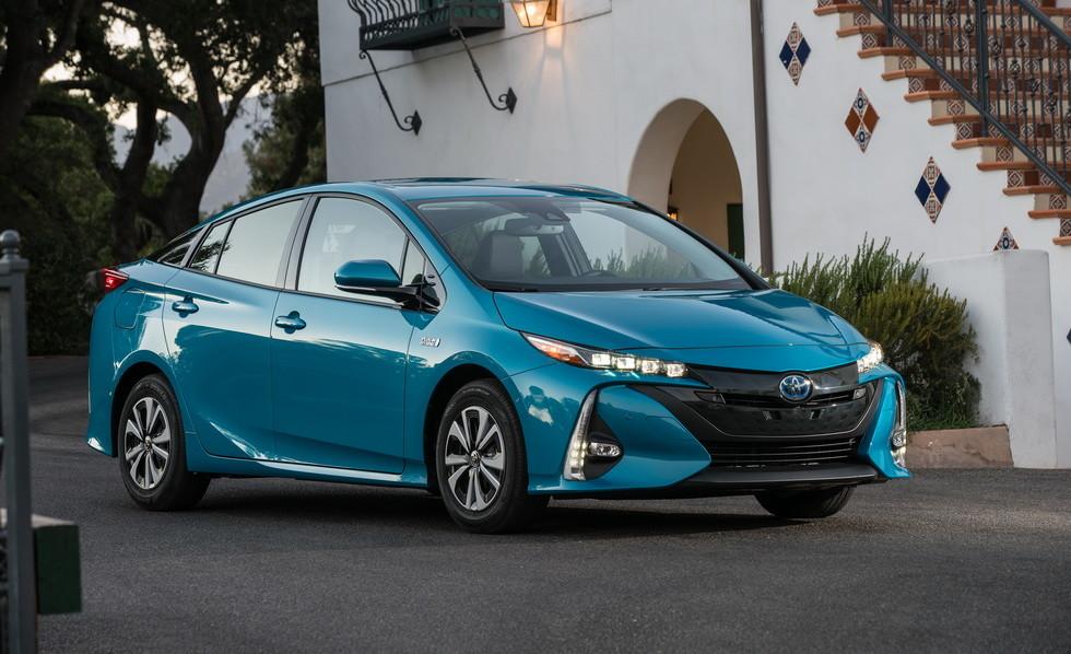 Тойота  предрекает полный отказ отДВС к 2050-ому году