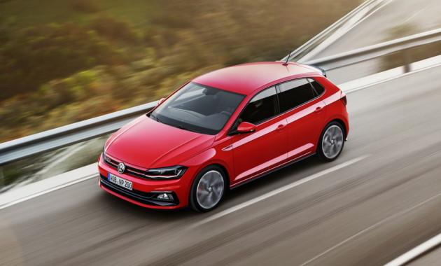 VW хочет выпустить 300-сильный хетчбэк Фольксваген Polo R