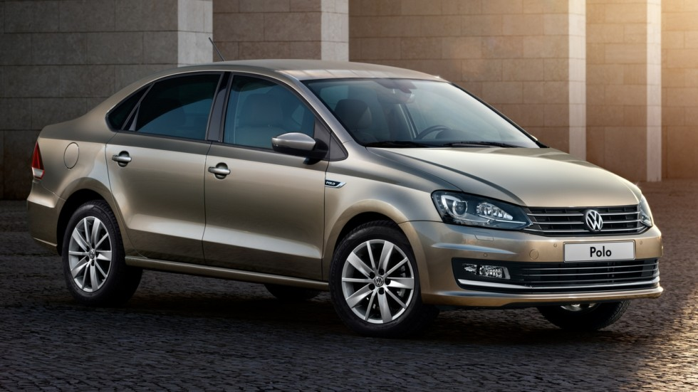 Volkswagen Polo Sedan (Typ 6C) '2015–н.в.