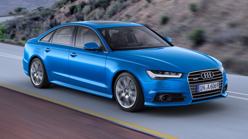 На фото: Audi A6