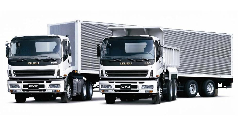Выпуск нового трёхтонного фургона Isuzu начнётся вУльяновске в предстоящем году
