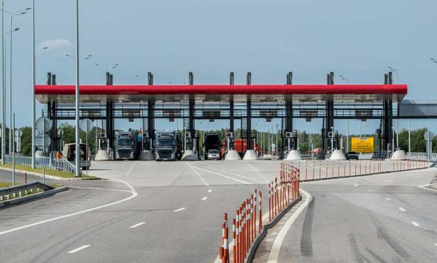 14НояВ России в 2019 году могут запустить систему безостановочного проезда платных дорог