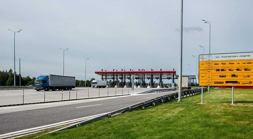 В РФ в 2019г могут запустить систему безостановочного проезда платных дорог