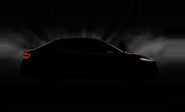 Новый седан Фиат Cronos показали навидео