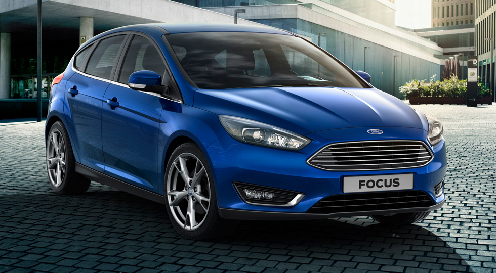 На фото: Ford Focus
