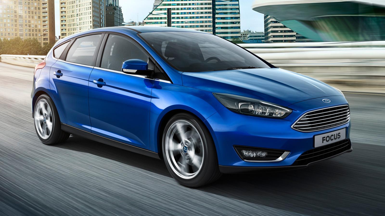 Форд осенью увеличил продажи в Российской Федерации на33%