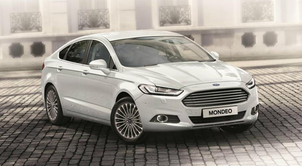 На фото: Ford Mondeo