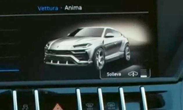 Кроссовер Lamborghini Urus испытали вусловиях бездорожья