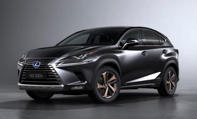 Продажи обновленного Lexus NX стартовали в России