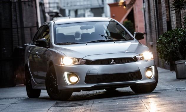 Митцубиси рассчитывает выпустить седан ипикап для США