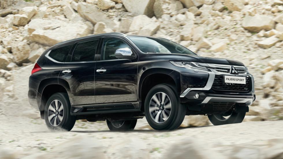 Группа ГАЗ начала выпускать рамы для Mitsubishi Pajero Sport