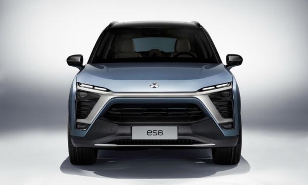РКИФ вложил деньги вкитайского разработчика электромобилей NIO