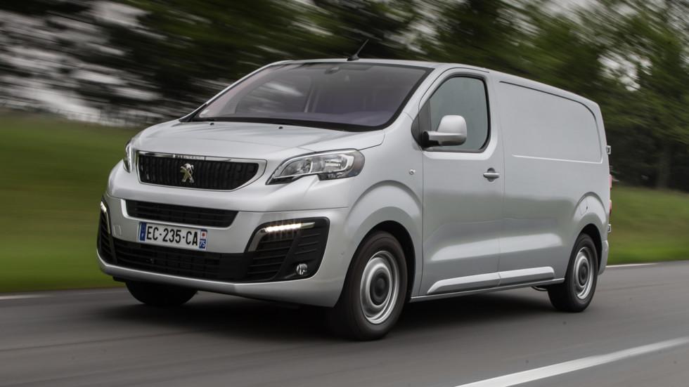 На фото: Peugeot Expert