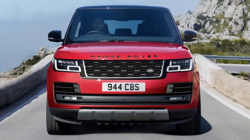 Range Rover SVAutobiography Dynamic (версия со стандартной колесной базой)