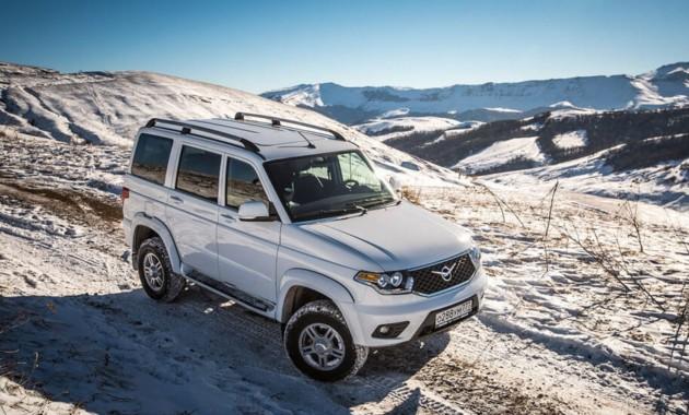 В будущем году автомобили УАЗ начнут собирать вКазахстане