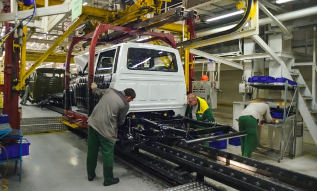УАЗ ксередине зимы приостановит производство всвязи смодернизацией