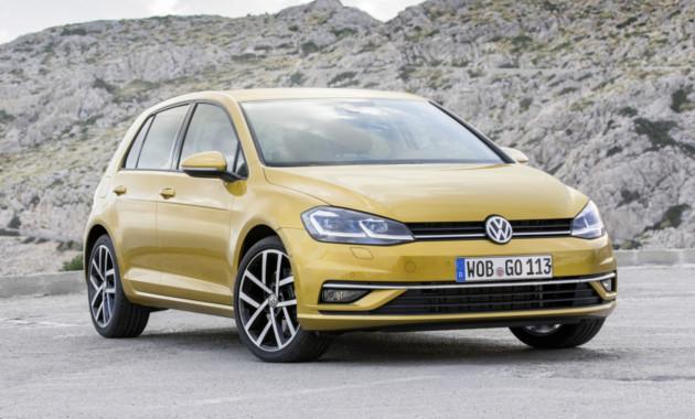 Составлен ТОП-10 лидеров продаж наевропейском рынке автомобилей