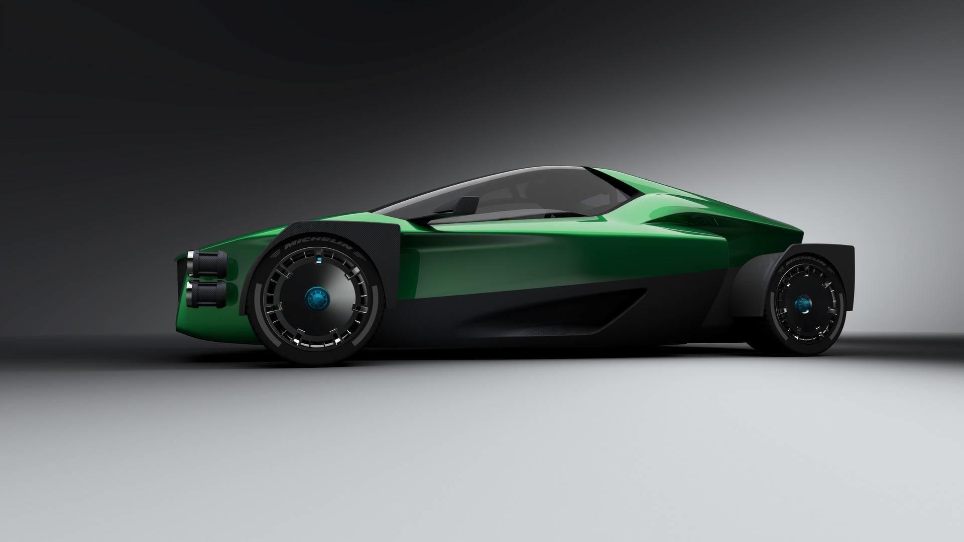 Электрический суперкар изТайваня вполне может стать скорее Tesla Roadster