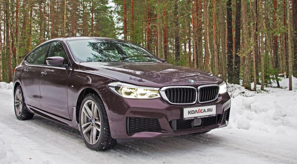 Без семи пять: тест-драйв BMW 630d xDrive GT