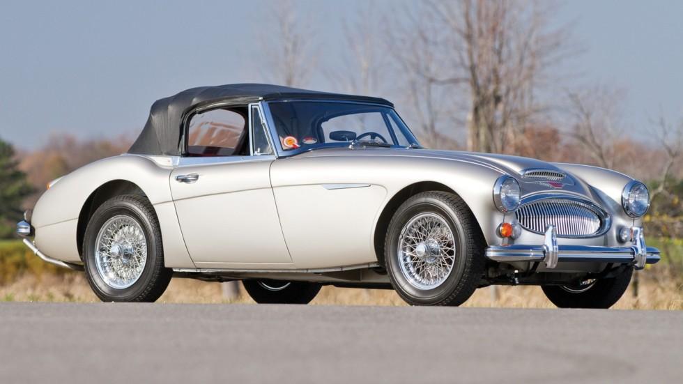 1Austin Healey 3000 (MkIII) '10.1963–68