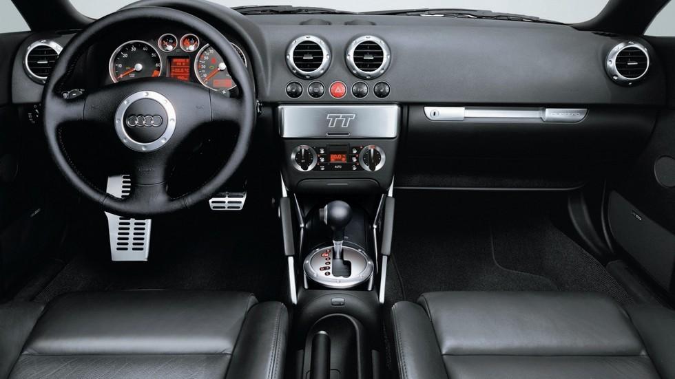 1Торпедо Audi TT 3.2 quattro Coupe Worldwide (8N) '2003–06