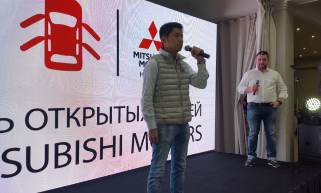 Новый Мицубиши Eclipse Cross доберётся до РФ будущей весной