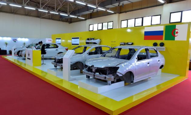 Волжский автомобильный завод уже отправил вАфрику 20 000 кузовов для Рено Logan