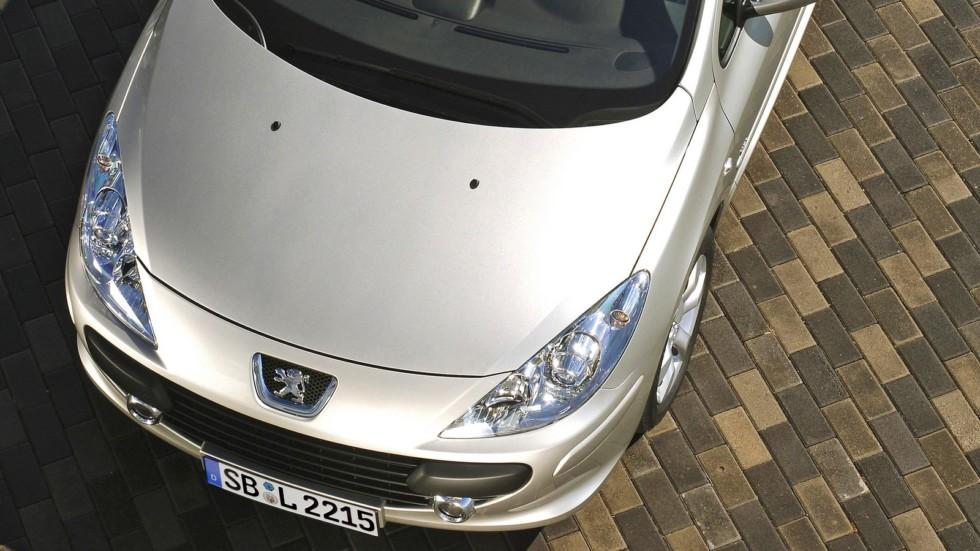 На фото: Peugeot 307 SW '2005–08