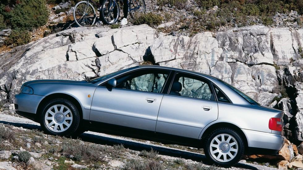 На фото: Audi A4 '1997–99