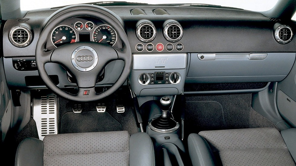 2Торпедо Audi TT Coupe Worldwide (8N) '1998–2003