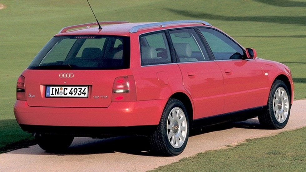 3Audi A4 1.9 TDI Avant Worldwide (B5,8D) '1999–2001