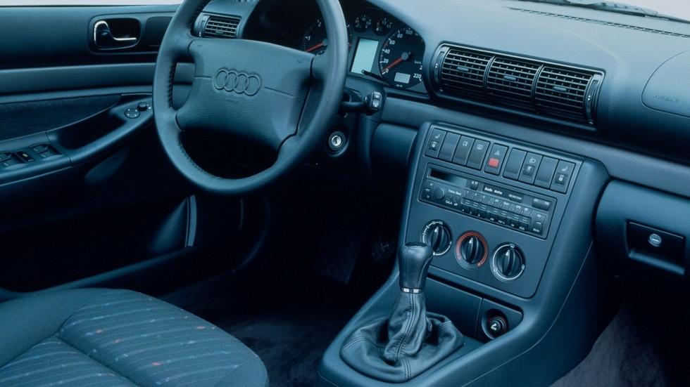 4Торпедо Audi A4 Avant Worldwide (B5,8D) '1995–97