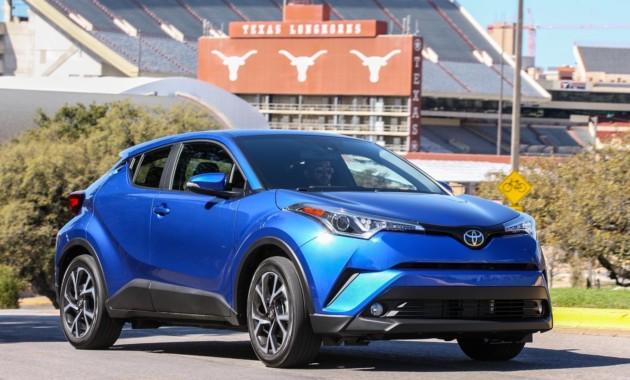 Сотрудники Тойота проинформировали о причинах низких продаж кроссовера C-HR