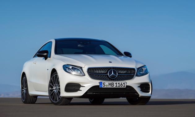 Гибридный седан Mercedes-AMG CLS 53 выведен на заключительные тесты
