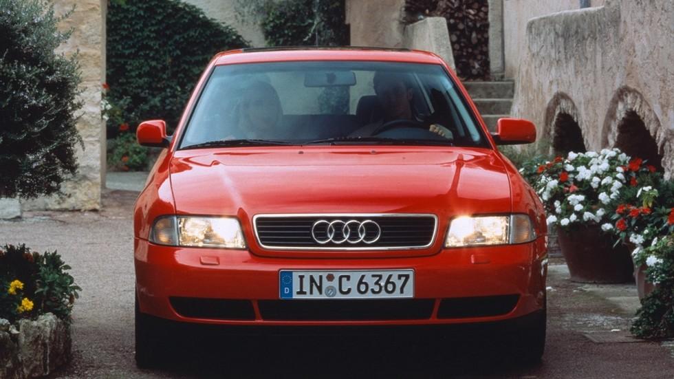 На фото: Audi A4 '1994–97