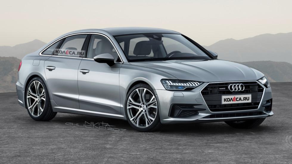 Audi A6 front1