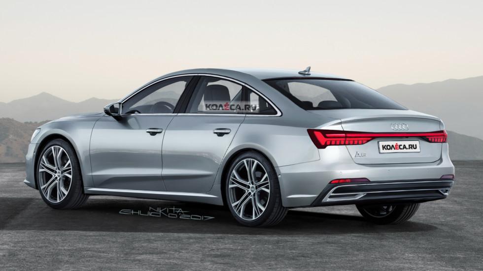 Audi A6 rear1