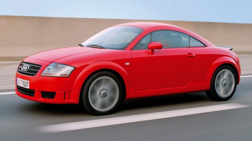 На фото: Audi TT Coupe '2003–06