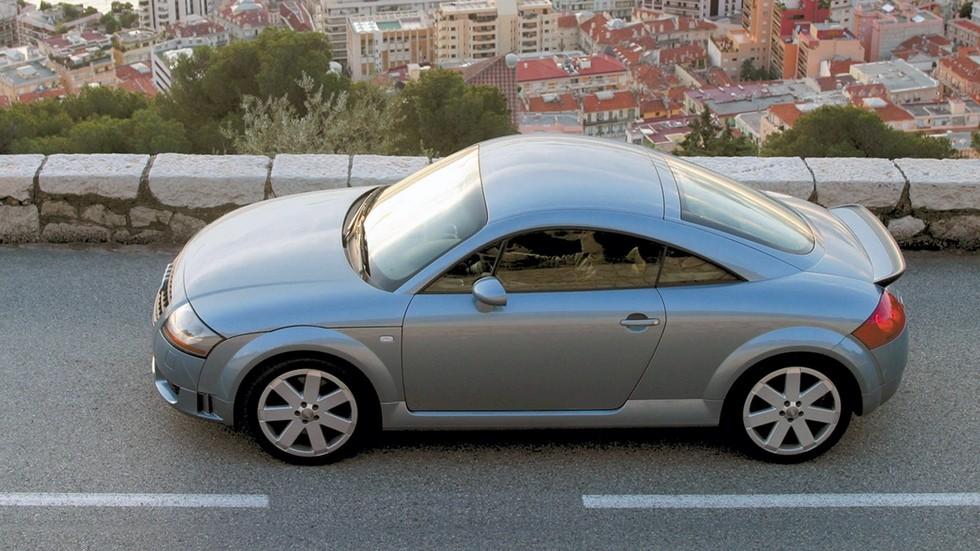 На фото: Audi TT '2003–06